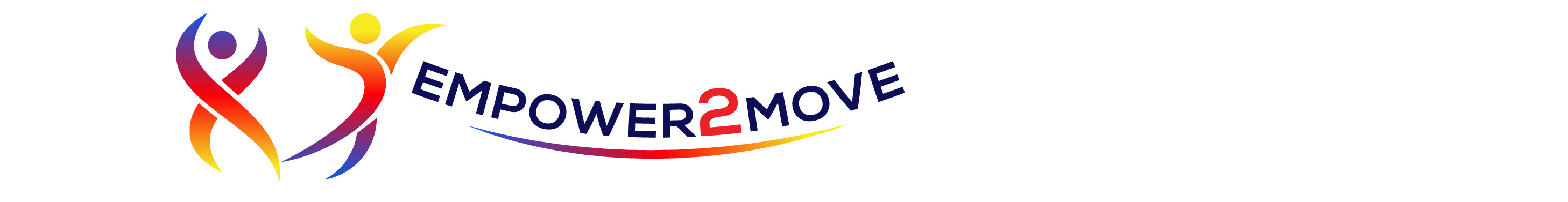 Empower to move logo